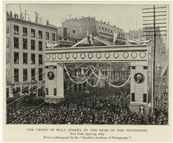 The crowd in Wall Street, in the rear of the procession, New York, April 29, 1889..jpeg