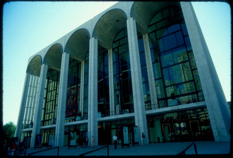 The Metropolitan Opera House, Lincoln Center. 1980.jpeg
