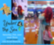 Under the Sea skate on 2/22/20 from 10am-noon at Hamiton Skate Place