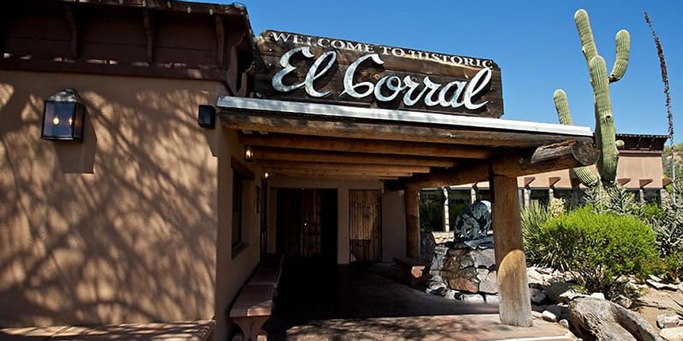 Dinner at El Corral
