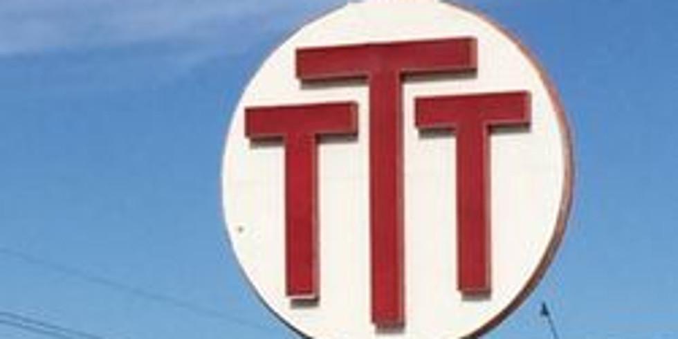 Breakfast at Triple T Truck Stop
