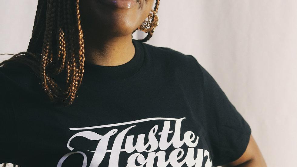 Hustle Honeyz Classic Logo Tee