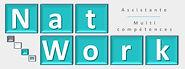 Nat Work, logistique administrative, saisie de données, traitement de données, développement, coordination