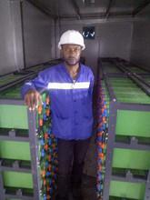 Siméon NZONDA - CEO - Sunteg Solar Techn