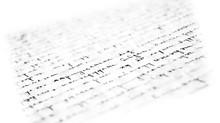 La retranscription d'écrits, de manuscrits - découverte service Nat Work