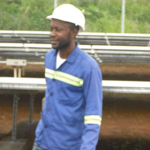 Siméon NDONZA, CEO de Sunteg Solar Technology