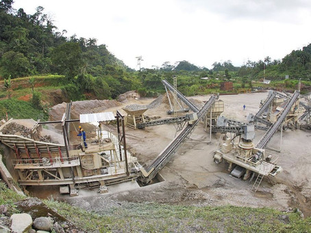 SOCIÉTÉS DE CARRIÈRE INSTALLÉES DANS LA COMMUNE DE DIBAMBA - Cameroun