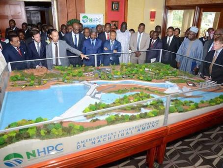 Cameroun : barrage de Nachtigal, un modèle de déploiement de l'énergie hydroélectrique en Afrique