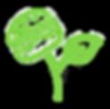 Transparent Flower Burger Logo.png