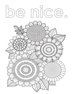 Coloring Page #1