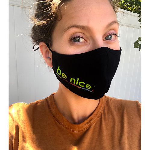 be nice. Face Mask