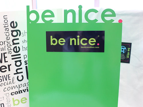 be nice. Magnet or Sticker