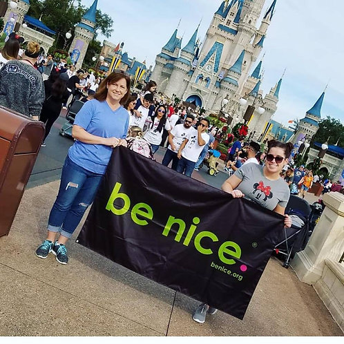 be nice. Flag