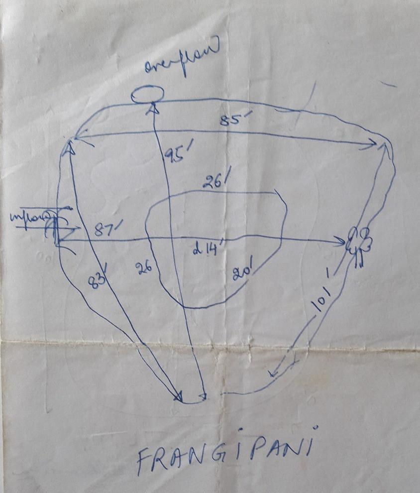 pond plan sketch