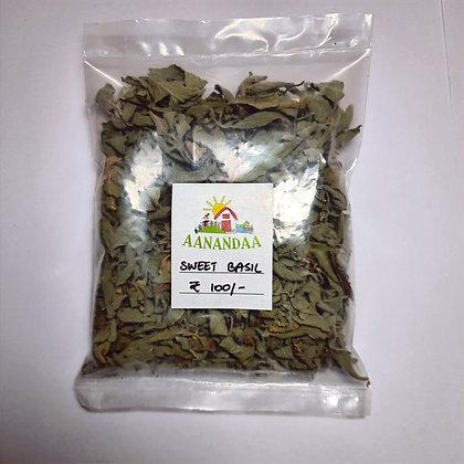Dried Sweet Basil