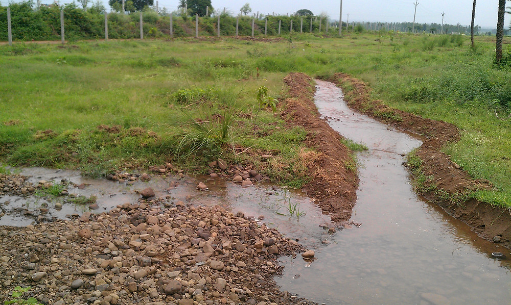 water channels permaculture