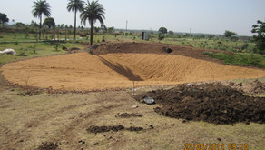 Water Management: Digging a Pond