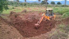 Water Management: Digging a Reservoir