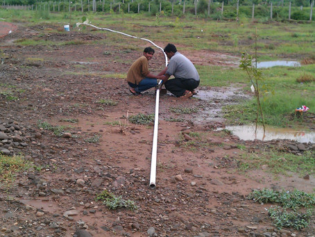 Water Management in Permaculture: Irrigation System