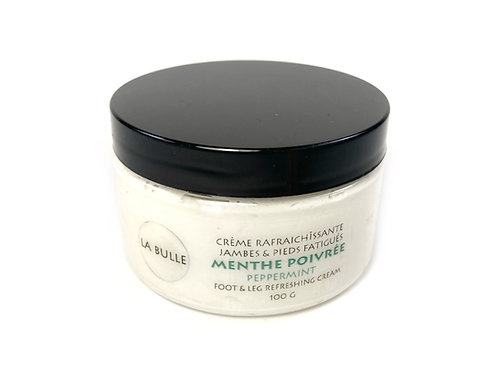 Foot and leg refreshing cream - Peppermint