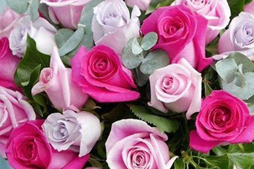 Huile Aromatique -  Rose