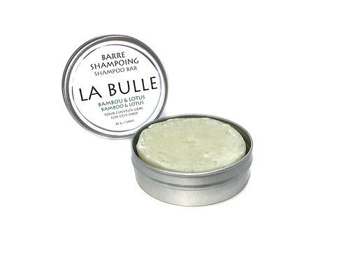 Shampoo bar - Bamboo & Lotus