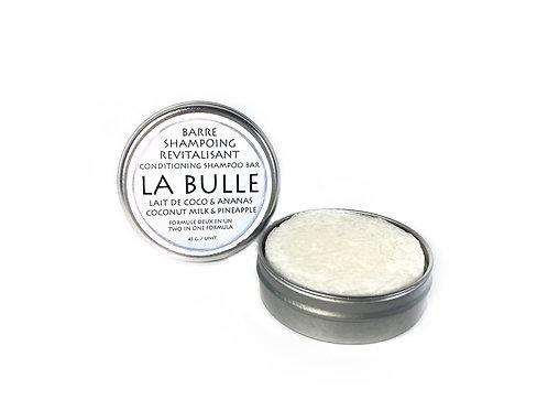 Shampoo Bar - Coconut Milk and Pineapple
