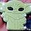 Thumbnail: Bath Bomb Mold - Yoda