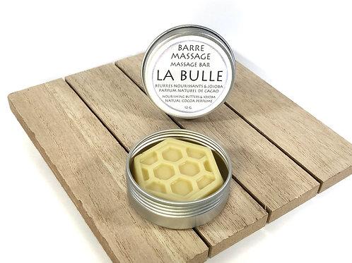 Barre massage - Beurres Nourrissants et Jojoba