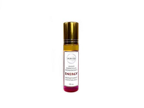 Aromatherapy - Essential Oils - ENERGY