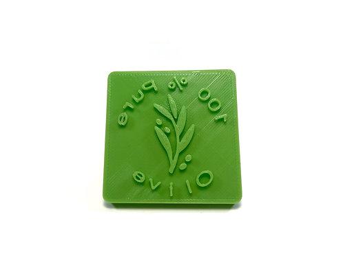Étampe à savon - 100% Pure Olive