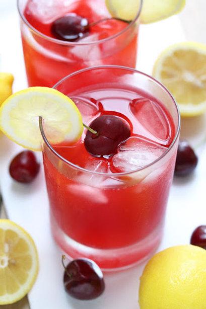 Huile Aromatique -  Limonade à la cerise