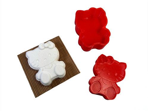 Bath Bomb Mold - Hello Kitty