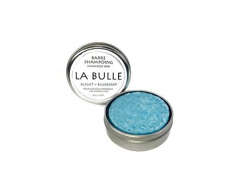 Shampoing solide - Bleuet