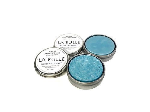 Duo Shampoing et Revitalisant - Bleuet