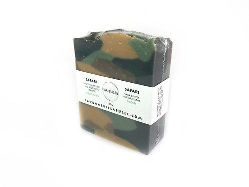 Natural Soap - Safari (for Men)