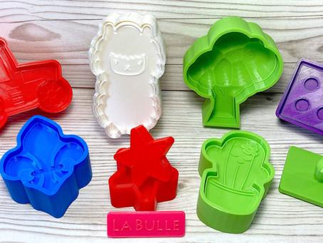 Conseils d'utilisation et entretien de vos moules 3D et accessoires
