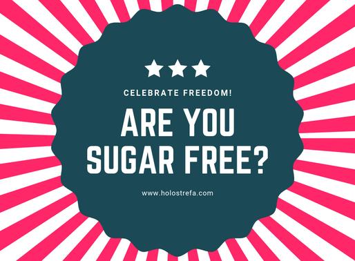10 powodów, dla których powinieneś odłożyć tego batoniksa! Czyli krótki poemat o cukrze…