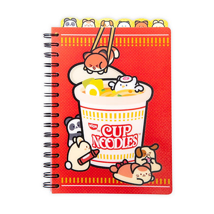 Nissin Cup Noodles™ | Index Notebook