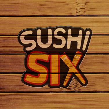 Image of Sushi Six logo