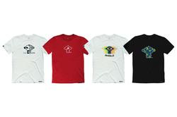 Panda (Brochure) T-shirts