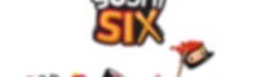 Image of Sushi Six characters