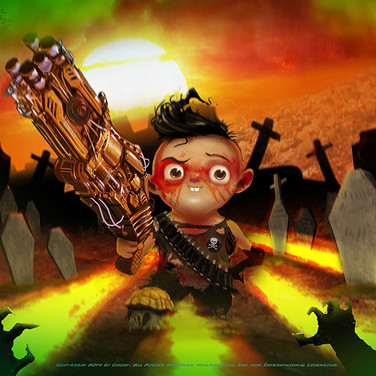 Image of Junkyard Zombiez