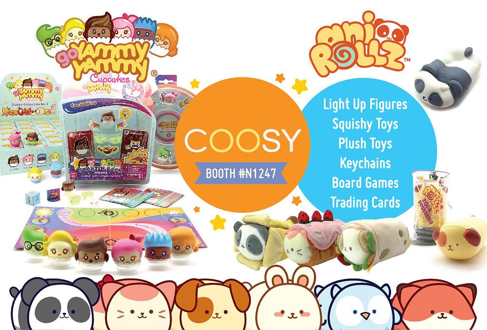 Image of Coosy merchandise