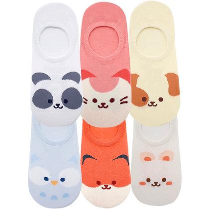 Image of Anirollz Low Cut Socks