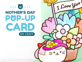 Mother's Day Pop-Up Card DIY