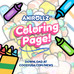 Anirollz Coloring Page