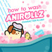 How to Wash Anirollz Plush🛁