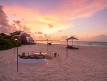 Beach Bubble - Sunset