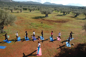 Yoga-at-the-farm-grounds
